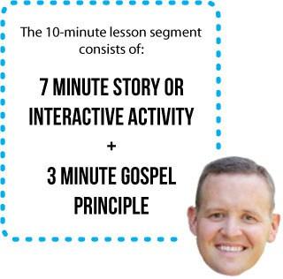 10 minute lesson segment hank smith