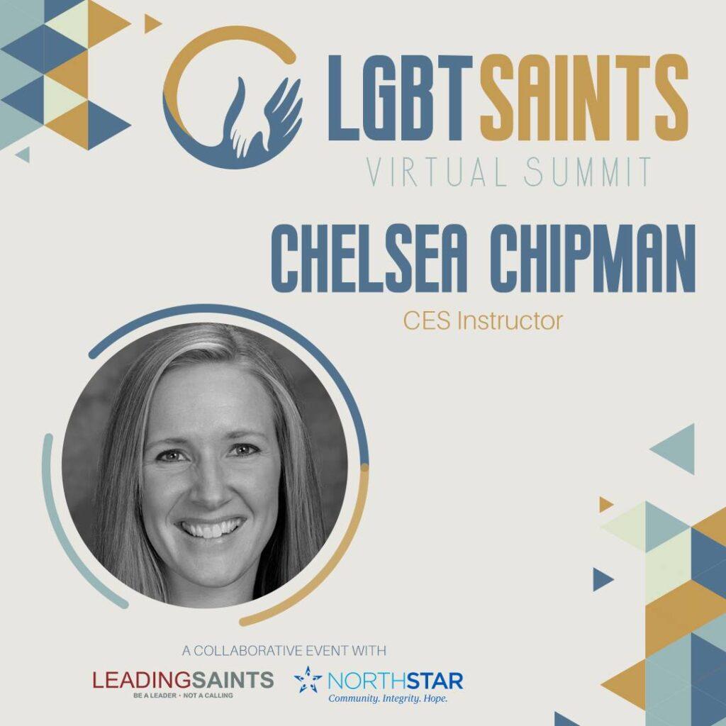 chelsea chapman lgbtq lds 1 Leading Saints LGBT Virtual Summit
